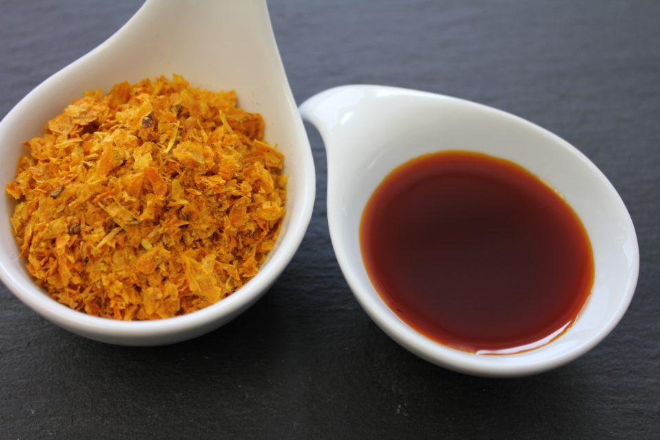 sanddornfruchtfleischoel, sea buckthorn oil