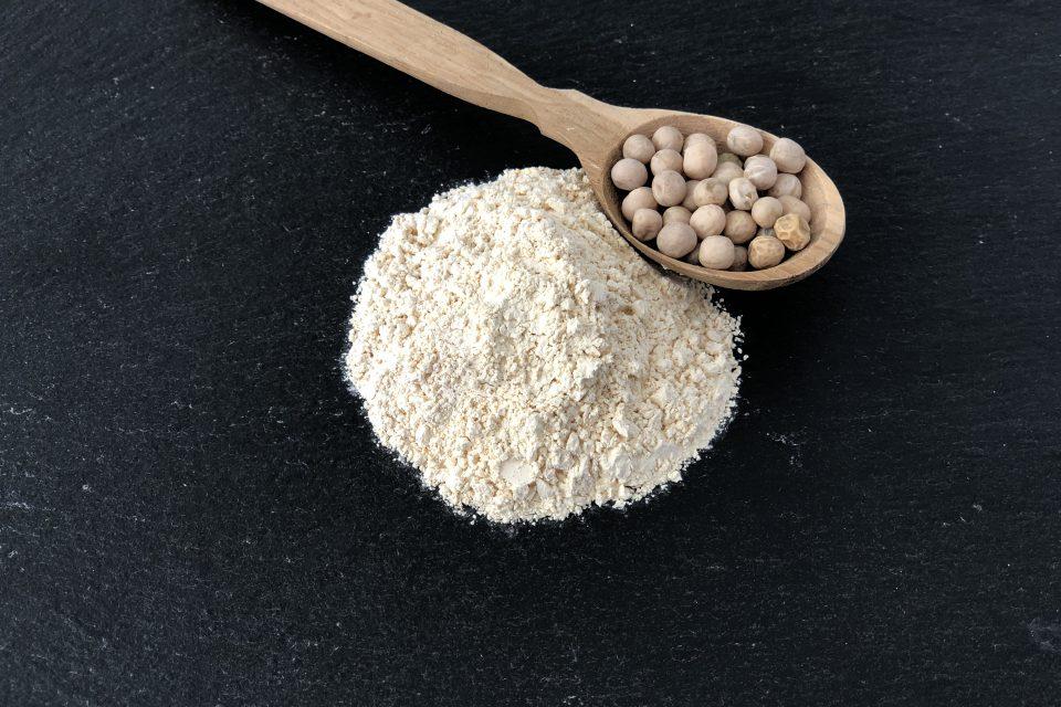 Erbsenprotein, nativ, Bio-Erbsenprotein, Erbsenproteinisolat, Konzentrat