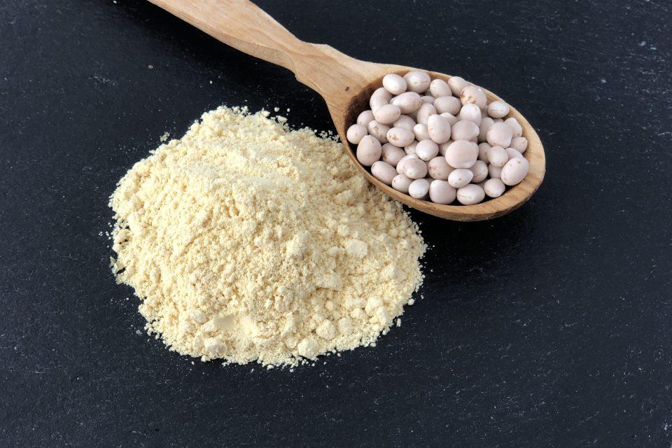 Lupinenprotein, bio